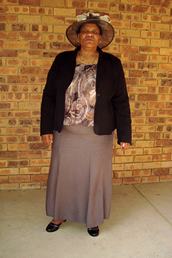 Sister Apostle Lesesa