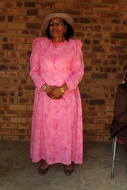 Sister Apostle Zanempi
