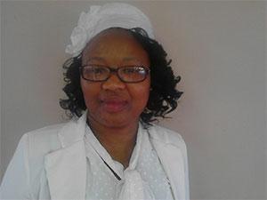 Sister Nontlanhla Sive Ntakana