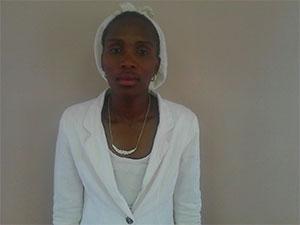 Sister Nondumiso Tsizakalo
