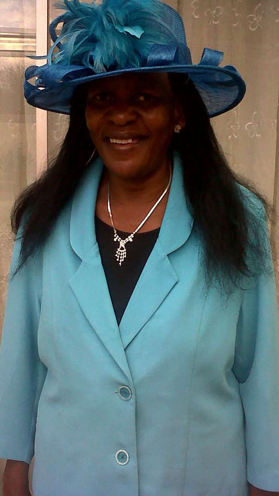 Sister Apostle Mogase