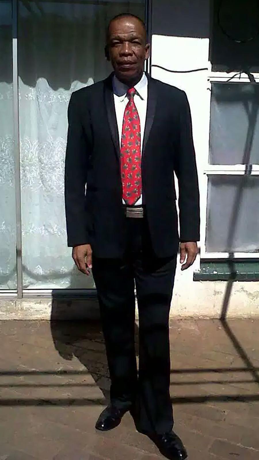 Apostle J. Mogase